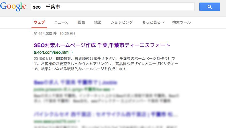 検索順位に大変動!?