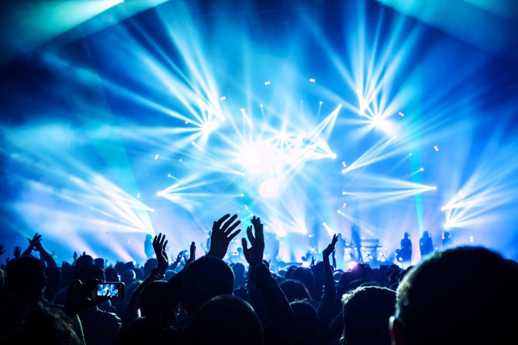 人生で初めてコンサートに行った話