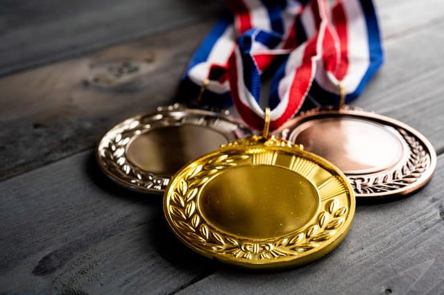 金メダルラッシュ!