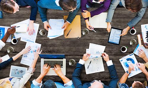 クリエイティブなWEBサイトは、クリエイティブな職場環境から
