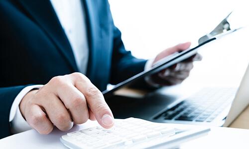 ホームページ制作会社の信用調査