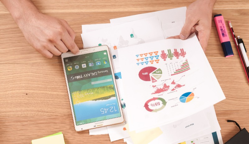 自社の強みや弱みを分析するSWOT分析