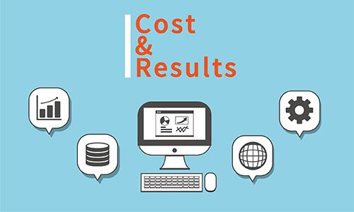 ホームページリニューアルの費用と効果