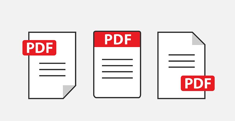 pdfのポートフォリオはナンセンス