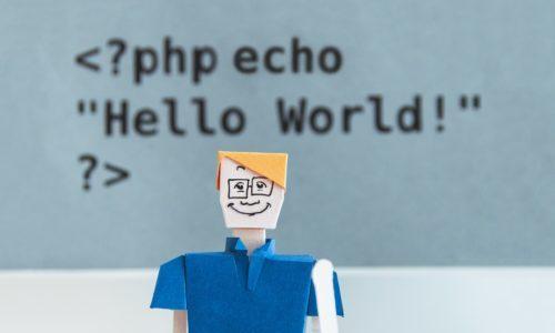 Webサイト制作者必見!PHPのTips5選