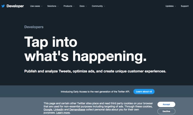 Webサイト制作者必見!Twitter APIの活用方法