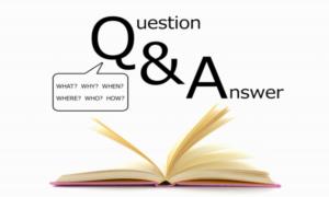 Q&A,ホームページについてのご質問